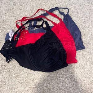 3 VS bras for 1